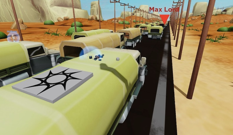 Mini Game 03: Max Lord Chase image