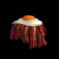 Roblox - Bacon and Egg Hair