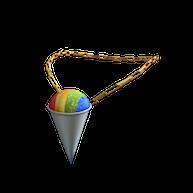 Roblox - Snowcone Necklace
