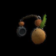 Roblox - Coconut Headphones
