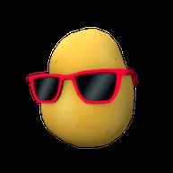Roblox - Hot Potato Head