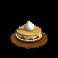 Roblox - Strawberry Shortcake Hat