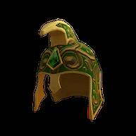 Roblox - Emerald Elven Helmet