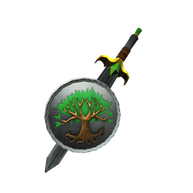 Roblox - Fighter Sword and Shield
