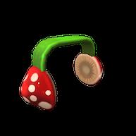 Roblox - Mushroom Headphones