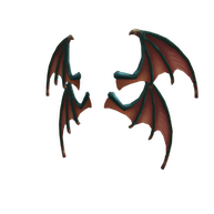 Roblox - Double Dragon Wings