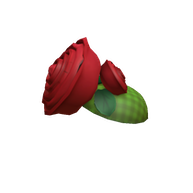 Roblox - Giant Rose Hat