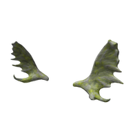 Roblox - Mossy Forest Antlers
