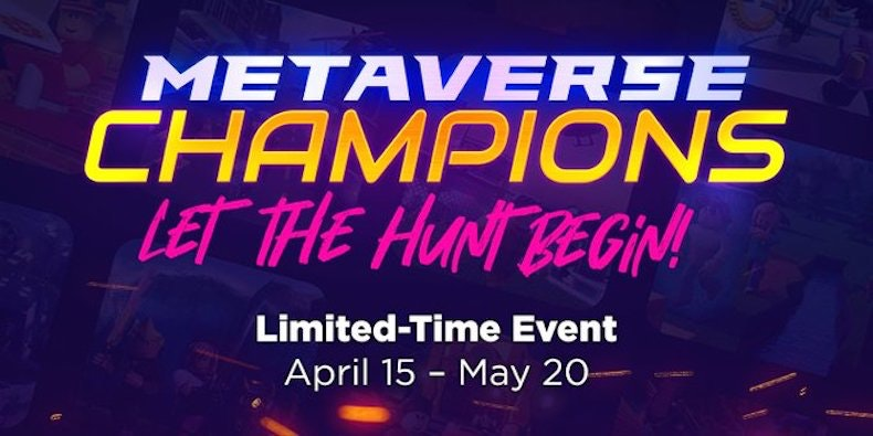 Metaverse Champions Event image