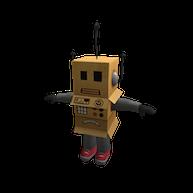 Roblox  - Mini Mr. Robot