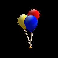 Roblox  - Circus Balloons