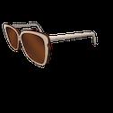 Gucci Acetate Ivory Aviator image