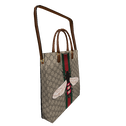 Gucci GG Supreme Tote and Bee (for 1.0) image