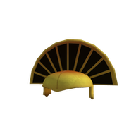 Roblox - Aztec Sun Crown