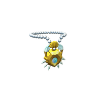 Roblox - Golden Crab Necklace