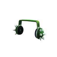 Roblox - Spiky Cactus Headphones