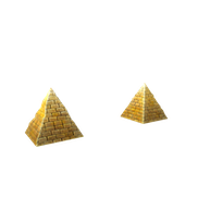 Roblox - Pyramid Pauldrons