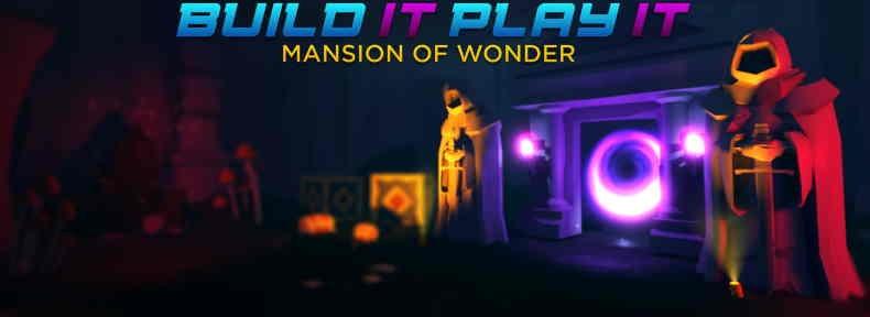 Roblox Mansion of Wonder