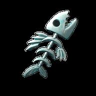 Roblox - Fish Bone Backpack