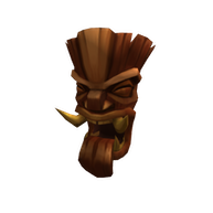 Roblox - Tiki Mask Hat