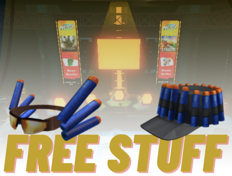How to Get FREE Stuff in the Nerf Hub image