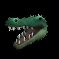 Roblox - Gator Helmet