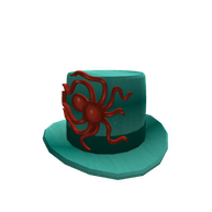 Roblox - Octopus Top Hat