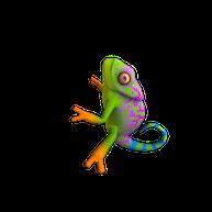 Roblox - Lovely Chameleon Companion