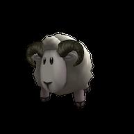 Roblox - Fluffy Ram Hat