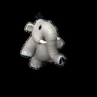 Roblox - Elephant Backpack