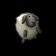 Roblox - Fluffy Sheep Backpack