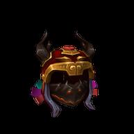 Roblox  - Burning Dragon Soul Hood