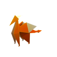 Roblox  - Origami Dragon Buddy
