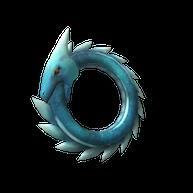Roblox  - Dragon Charkram Weapon