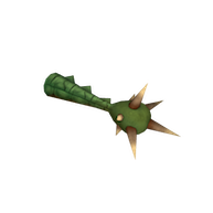 Roblox  - Emerald Spiked Tail