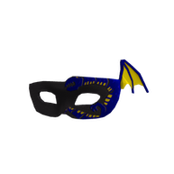 Roblox  - Blue Dragon Master Masque