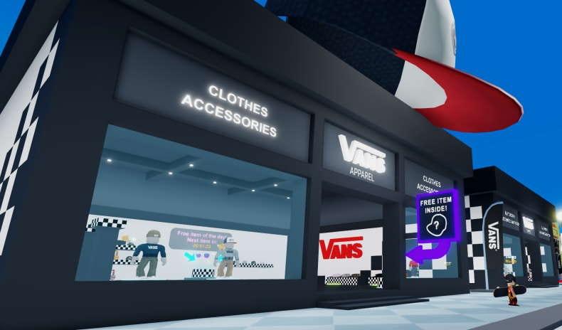 Vans Apparel Store image