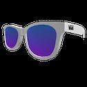 Vans White Spicoli Sunglasses image