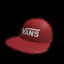 Vans Racing Red Drop V Snapback image