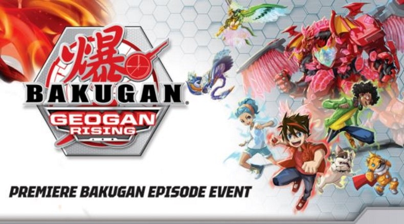 Bakugan Launch Party - Free Shoulder Accessory and More! image