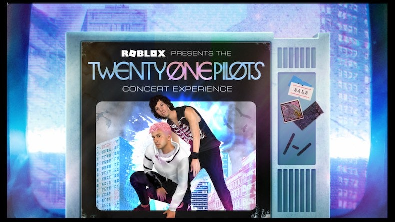 The Roblox Twenty One Pilots Concert Experience Event image
