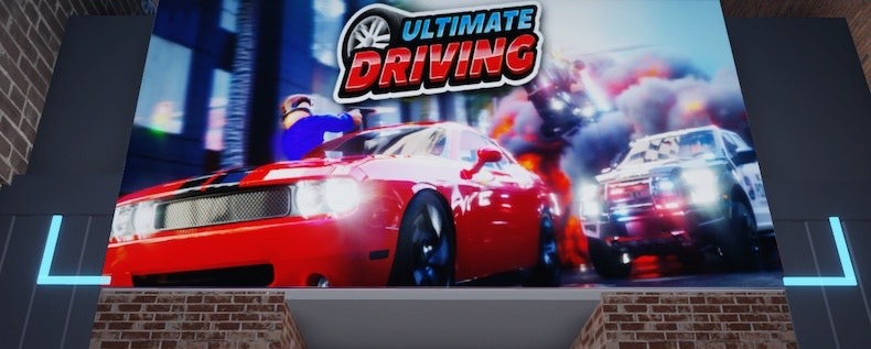 How to Complete the Ultimate Driving Portal Quest and Get the FREE Car Radio Ski Mask image