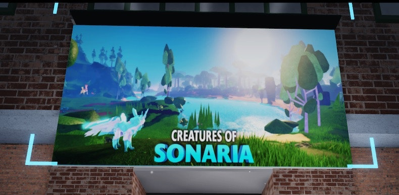 How to Complete the Creatures of Sonaria Portal Quest and Get the FREE Yellow Bandito Bandana image