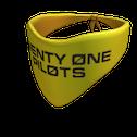 Yellow Bandito Bandana image