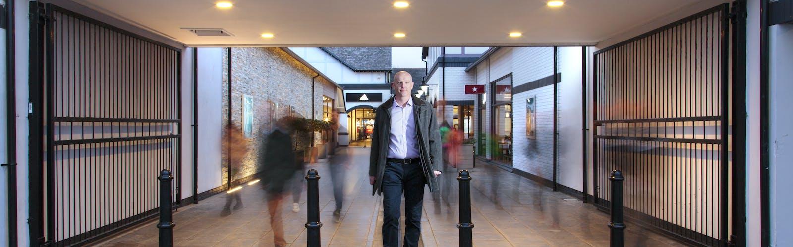 High street retailer case study