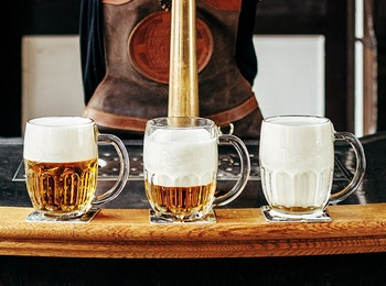 Chapter 5 - The Perfect PilsnerUrquell Pours