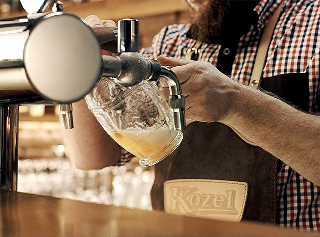 Chapter 11 - Kozel Fun Pours and perfect serve