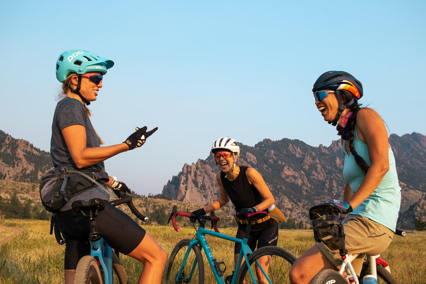 Boulder Lifestyle - Gravel Cycling