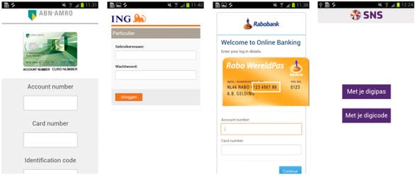 (Dutch) Nederlandse banken doelwit van Androidmalware in Google Play