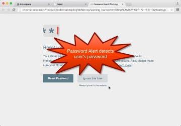 (Dutch) Kat-en-muisspel rond Google Password Alert duurt voort